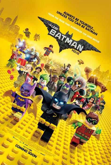 Η ΤΑΙΝΙΑ LEGO BATMAN