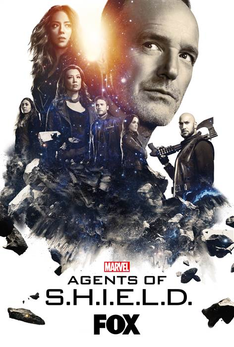 MARVEL'S AGENTS OF S.H.I.E.L.D. 5