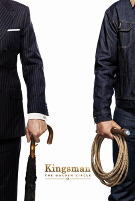 KINGSMAN: Ο ΧΡΥΣΟΣ ΚΥΚΛΟΣ