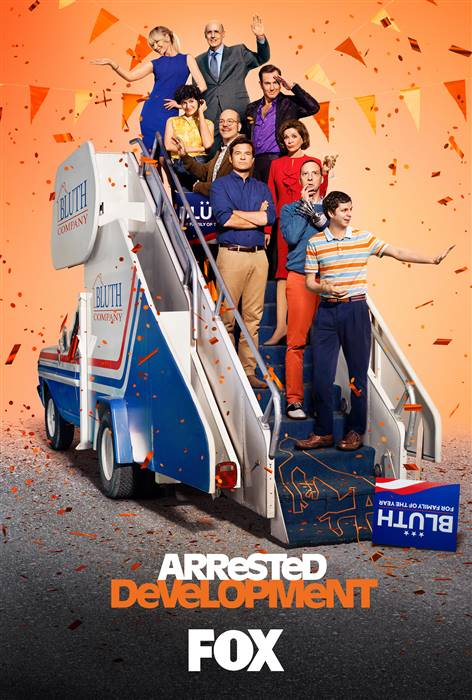 ARRESTED DEVELOPMENT 5