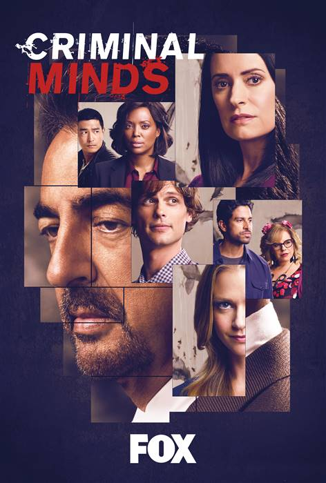 CRIMINAL MINDS 14