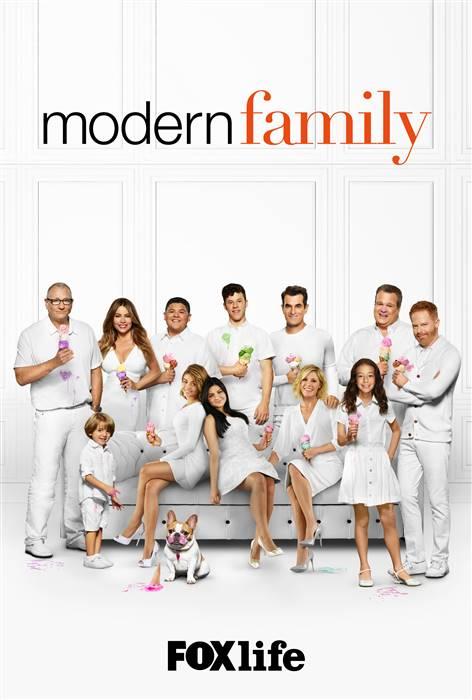 MODERN FAMILY 10