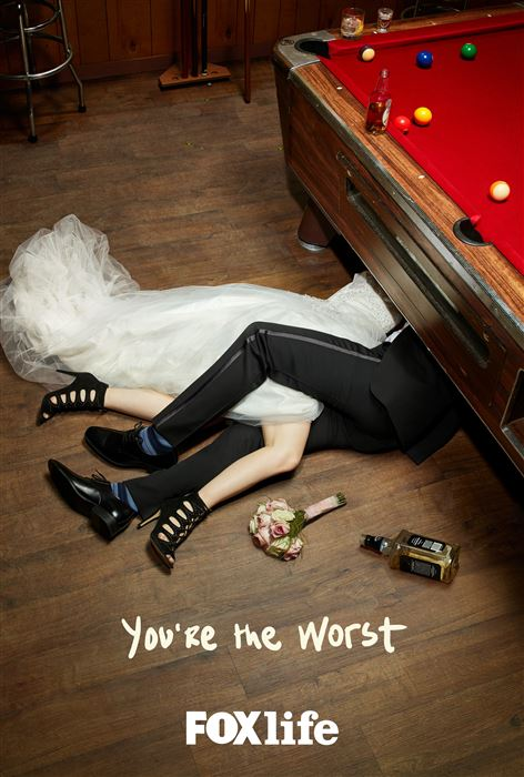 YOU'RE THE WORST 5