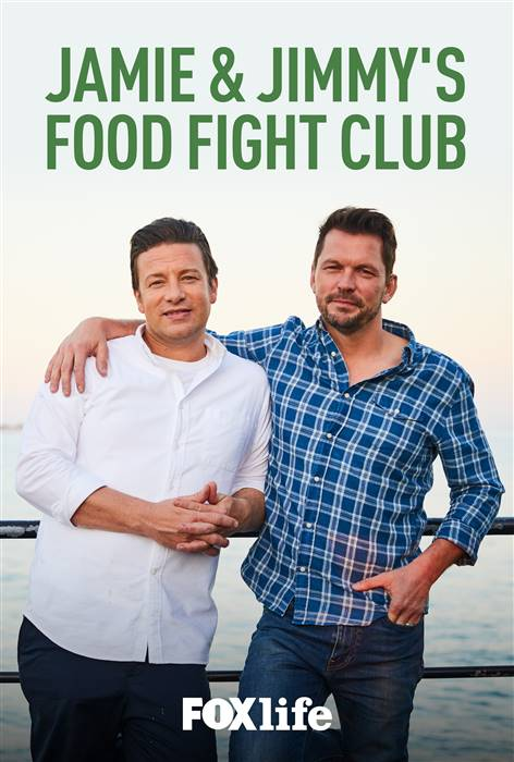JAMIE & JIMMY'S FOOD FIGHT CLUB 7