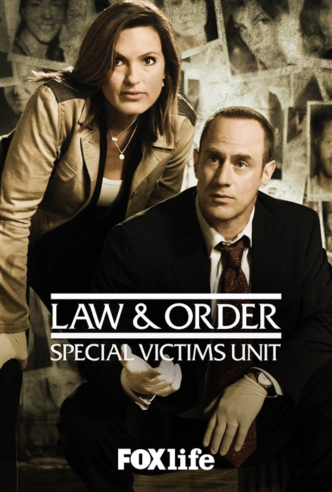 LAW & ORDER: SPECIAL VICTIMS UNIT 12