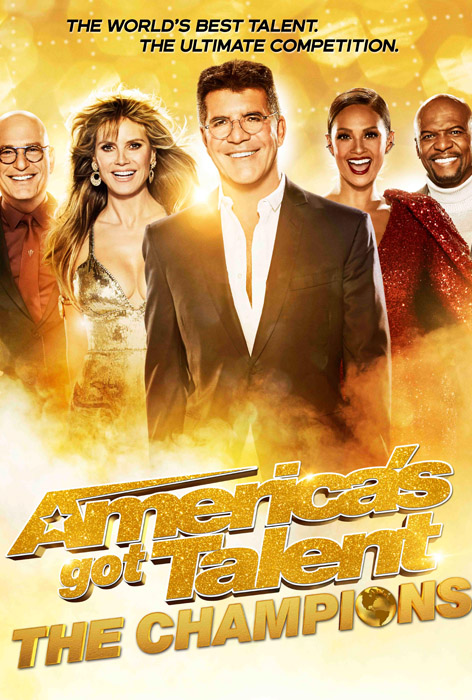 AMERICA'S GOT TALENT - THE CHAMPIONS 2