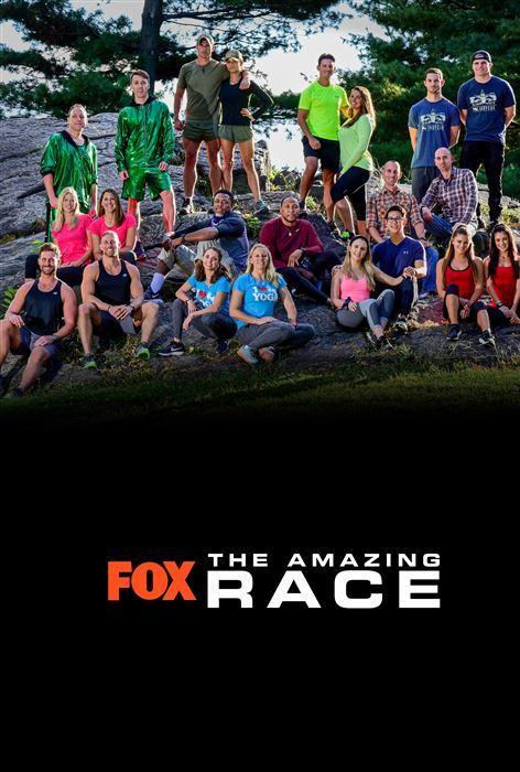 THE AMAZING RACE 30